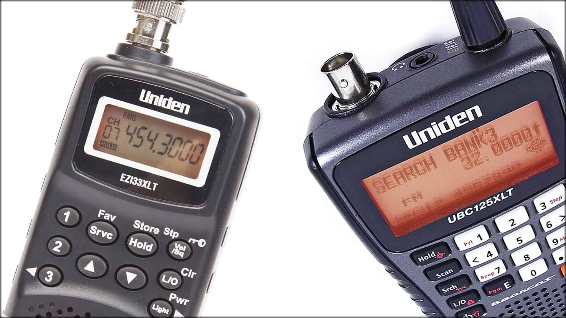 EZI33XLT vs UBC125XLT