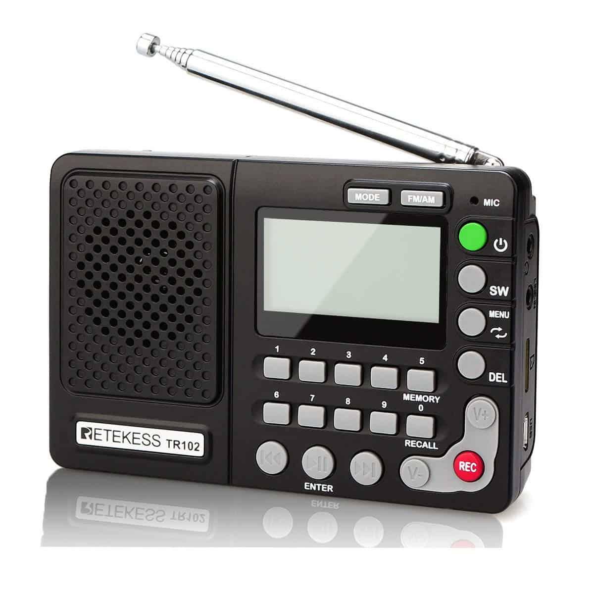 radios de mano